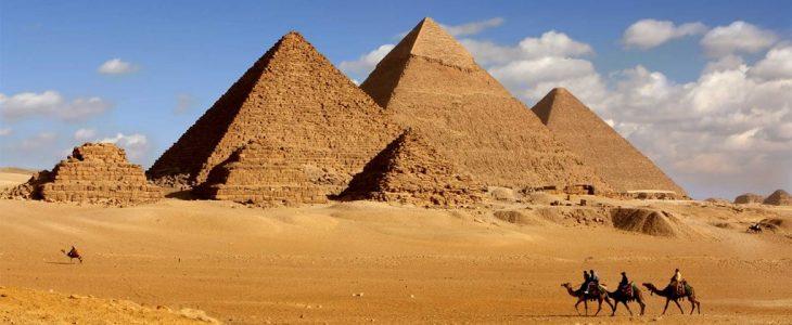 Image Showing Egypt Desert.